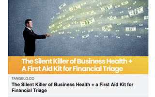 Link Tangelo Tara Carter Article The Silent Killer of Business Health