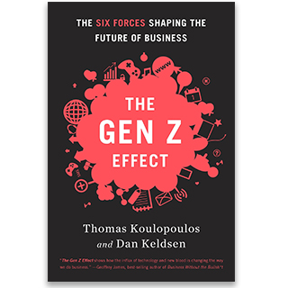 Link Amazon Thomas Koulopoulos The Gen Z Effect Gravity Speakers