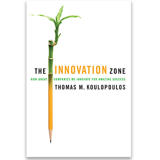 Link Amazon Thomas Koulopoulos Book The Innovation Zone Keynote Gravity Speakers