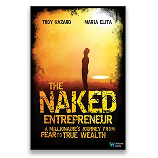 Link Amazon Book Troy Hazard The Naked Entrepreneur