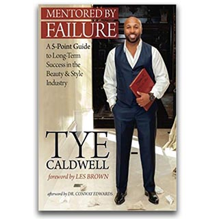 Link Amazon Tye Caldwell Book Mentored By Failure
