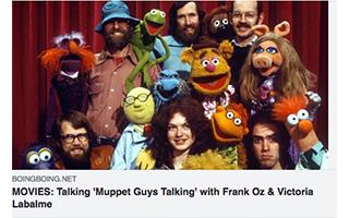 Link BoigBoing Victoria Labalme Muppet Guys Talking