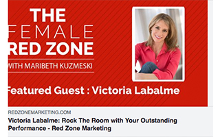 Link RedZoneMarketing Victoria Labalme Gravity Speakers